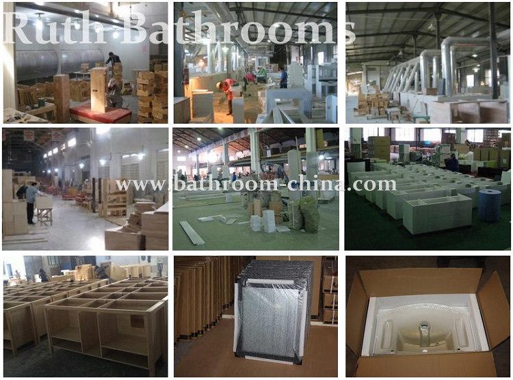 China manufacturer in bathroom vanity , bathroom cabinet , bathroom furniture