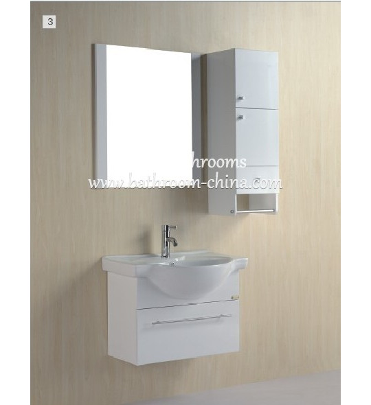 pvc cabinet basin