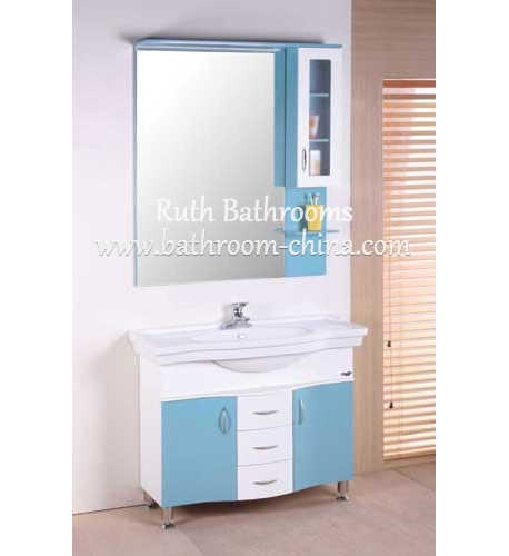 Bathroom Vanity with mirror cabinet