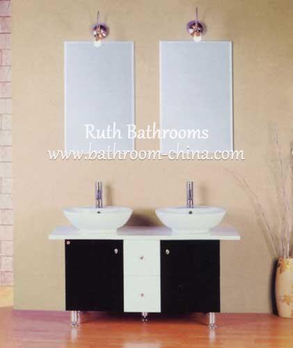 PVC Basin Cabinet