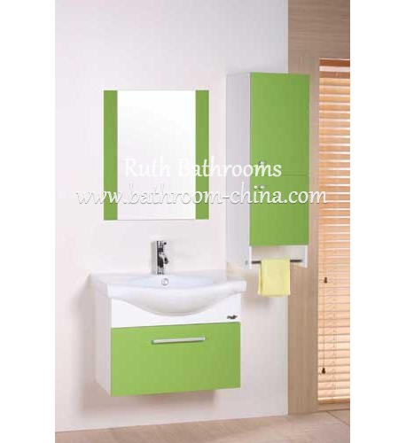PVC Bathroom Side Cabinet