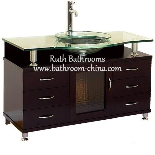 Glass Bath Furniture