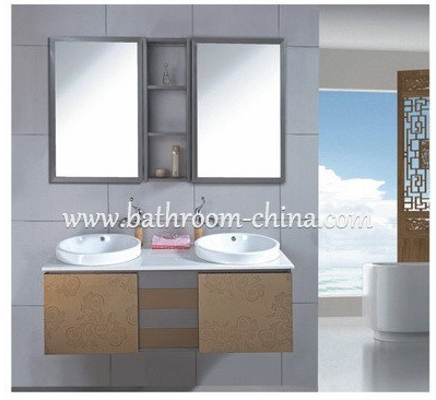 Stainless steel Bathroom cabinet RSS-8011