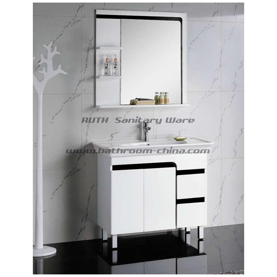 RW004 90B China Bath Vanities Manufacturer And Factory