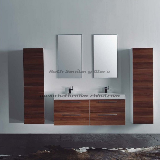 Melamine bathroom furniture RS-T1200