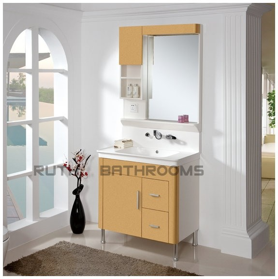Modern Bathroom vanity  ,ceramic vanity RW012-80