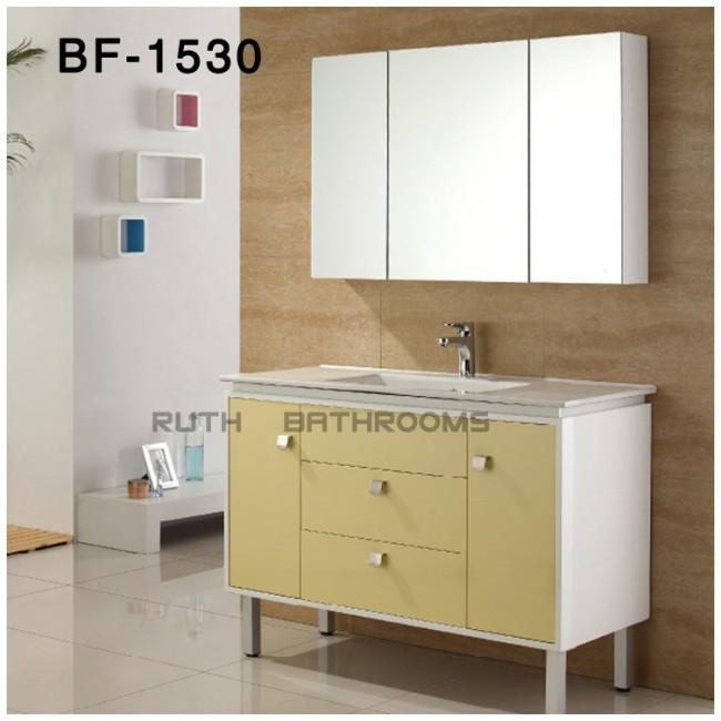 Modern bathroom furniture with legs RW018-120