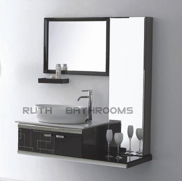 304 stainless steel bathroom cabinet manufacturer