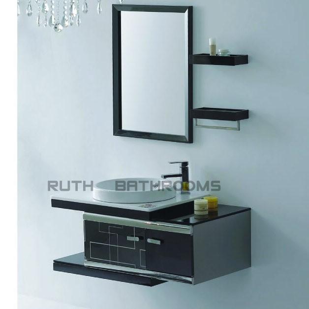Stainless steel bathroom cabinet manufacturer