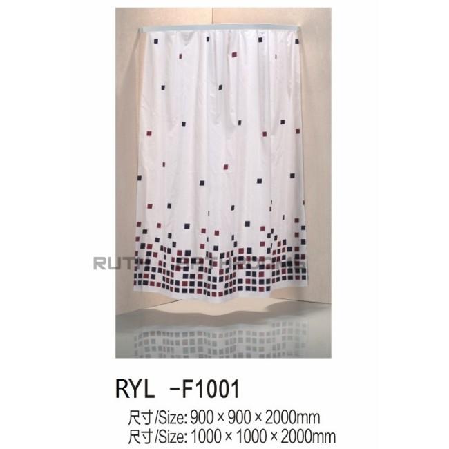 screen curtain, shower curtain, bath curtain