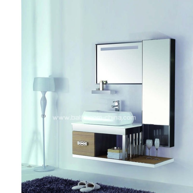 stainless steel bathroom furniture