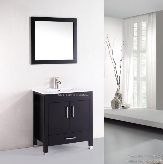 China Bathroom Cabinet Manufacturer North America Bathroom Vanity Factory Wood Bathroom Vanity