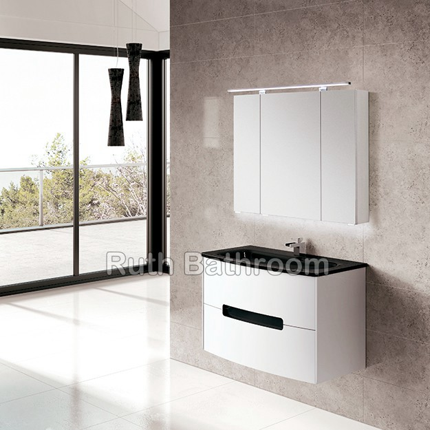 China Bath Cabinet Factory A5008. modern bathroom vanity   China bath vanities manufacturer and