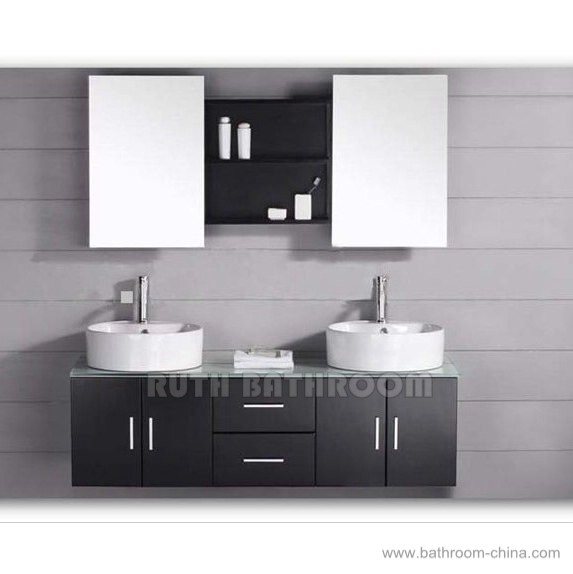 Double sink vanity RT347-48E