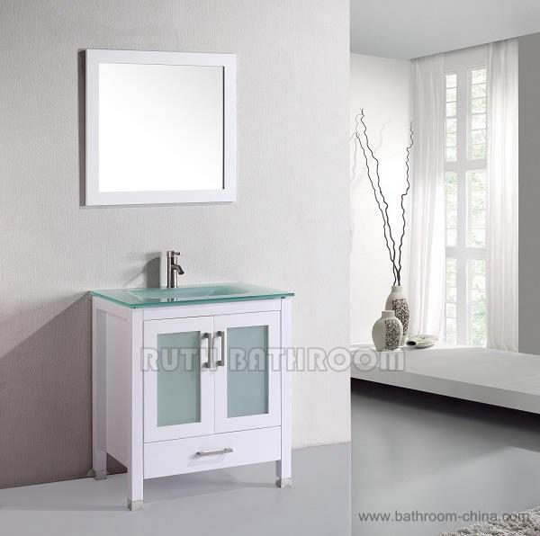 24 inch bathroom vanity RU105-24W