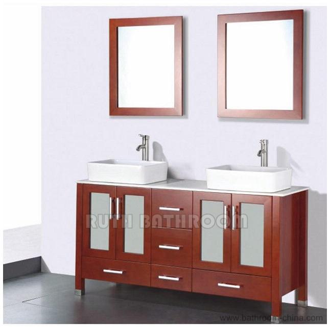 Double Bathroom Vanities China Bath Vanities Manufacturer And Factory Of Bathroom Vanity