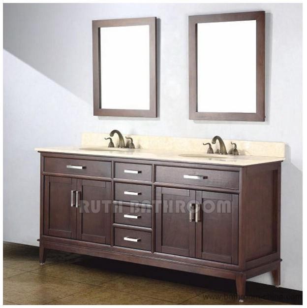 Double Sink vanities RU303-60E