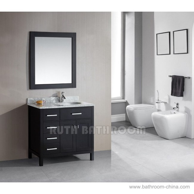 bathroom vanities and sinks RU305-36ER