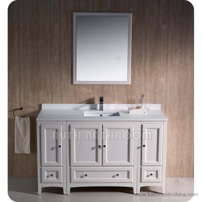 mirrored bathroom cabinets RU309-60W