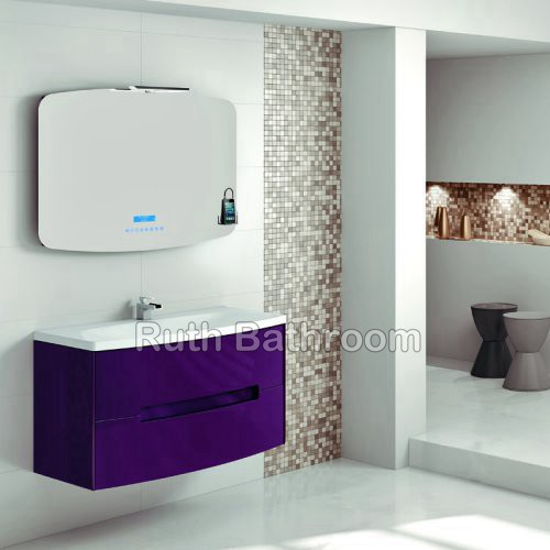Spanish modern bathroom cabinet bathroom furniture A5012