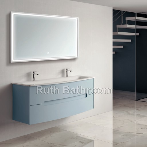 Hung bathroom cabinet wall bathroom furniture A5014