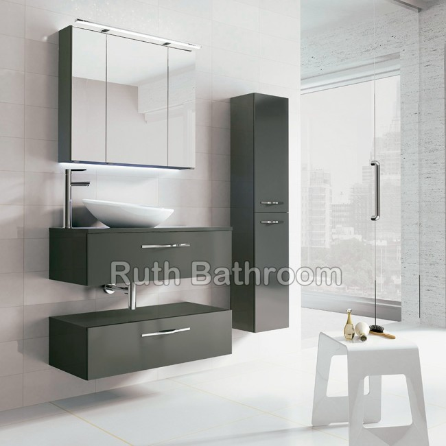 China Lavatory bathroom cabinet Lavatory bathroom furniture