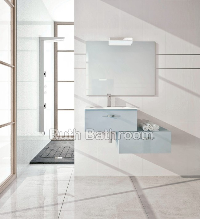China Lavatory bathroom cabinet Lavatory bathroom furniture A5020