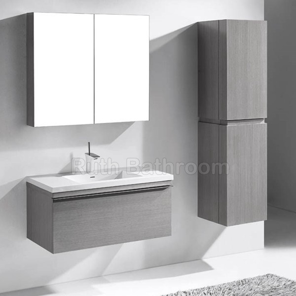 China Modern Melamine Bathroom Vanities A5114. modern bathroom cabinet   China bath vanities manufacturer and