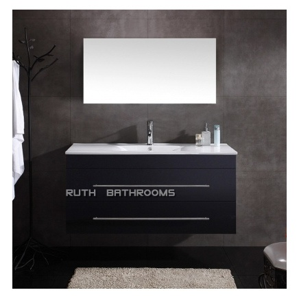 Cheap Bath Furniture China Factory Bathroom Cabinet REU036 120B. HOT Bathroom  Vanity