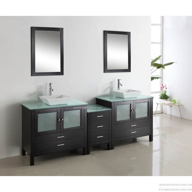 China Factory Modern Bathroom Vanities Sets Mdf Bathroom Vanity With Sink Cheap Bathroom