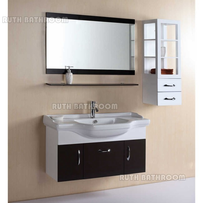 China factory modern bathroom vanities sets mdf bathroom - Cheap bathroom vanities under 100 ...